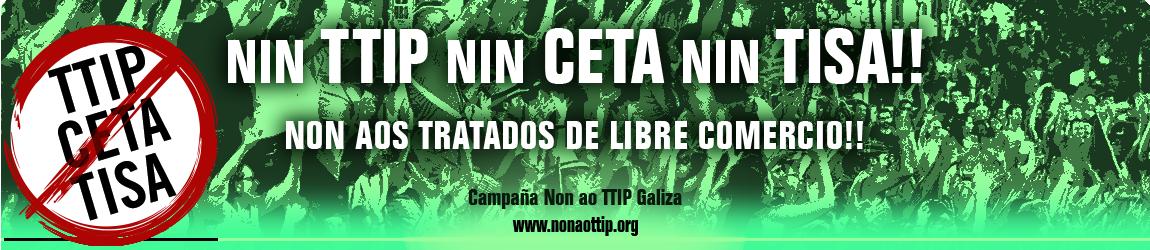 Non ao TTIP