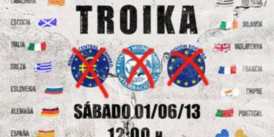 1-X. Pobos unidos contra a troika