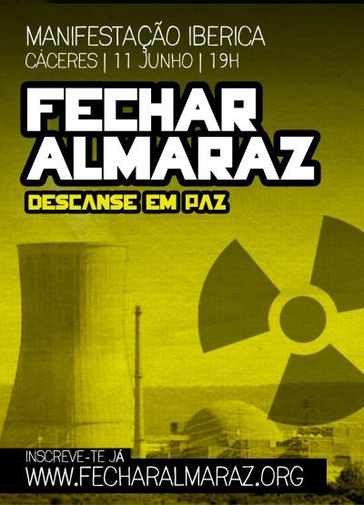 FECHAR ALMARAZ , POR UN TEXO VIVO!