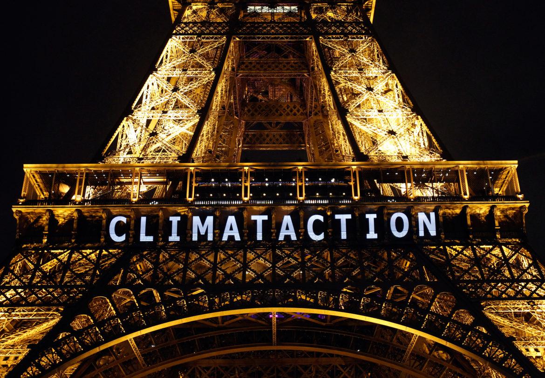 PARÍS: MOBILIZACIÓNS E PROTESTAS GLOBAIS POLO CLIMA DURANTE FRONTE AO CUMIO DO COP21.