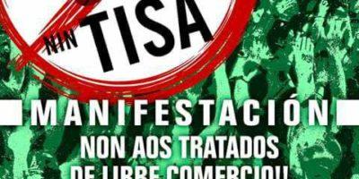 Semana de Mobilización Contra o TTIP e CETA 15/10/16