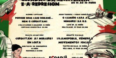 """Xornadas """"Olladas da Resistencia e a Represión"""""""