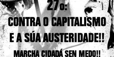 Contra o Capitalismo e a súa Austeridade 25-27/10/2012